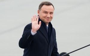 """Andrzej Duda w """"Rz"""": Nie będę siedział pod żyrandolem"""