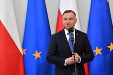 Andrzej Duda w środę spotka się z Emmanuelem Macronem