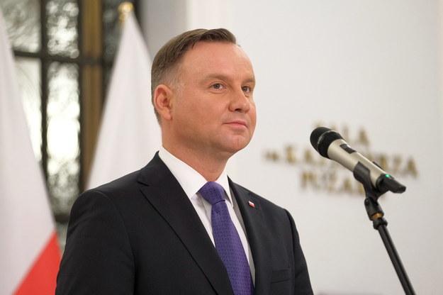 Andrzej Duda wygrywa ze wszystkimi kontrkandydatami, nie ma jednak szans na zwycięstwo w I turze /Mateusz Marek /PAP