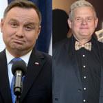 Andrzej Duda wymownie skomentował sukces Kazika. Jest odpowiedź!