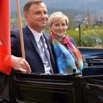 Andrzej Duda wypoczywa w górach. Opublikował zdjęcia