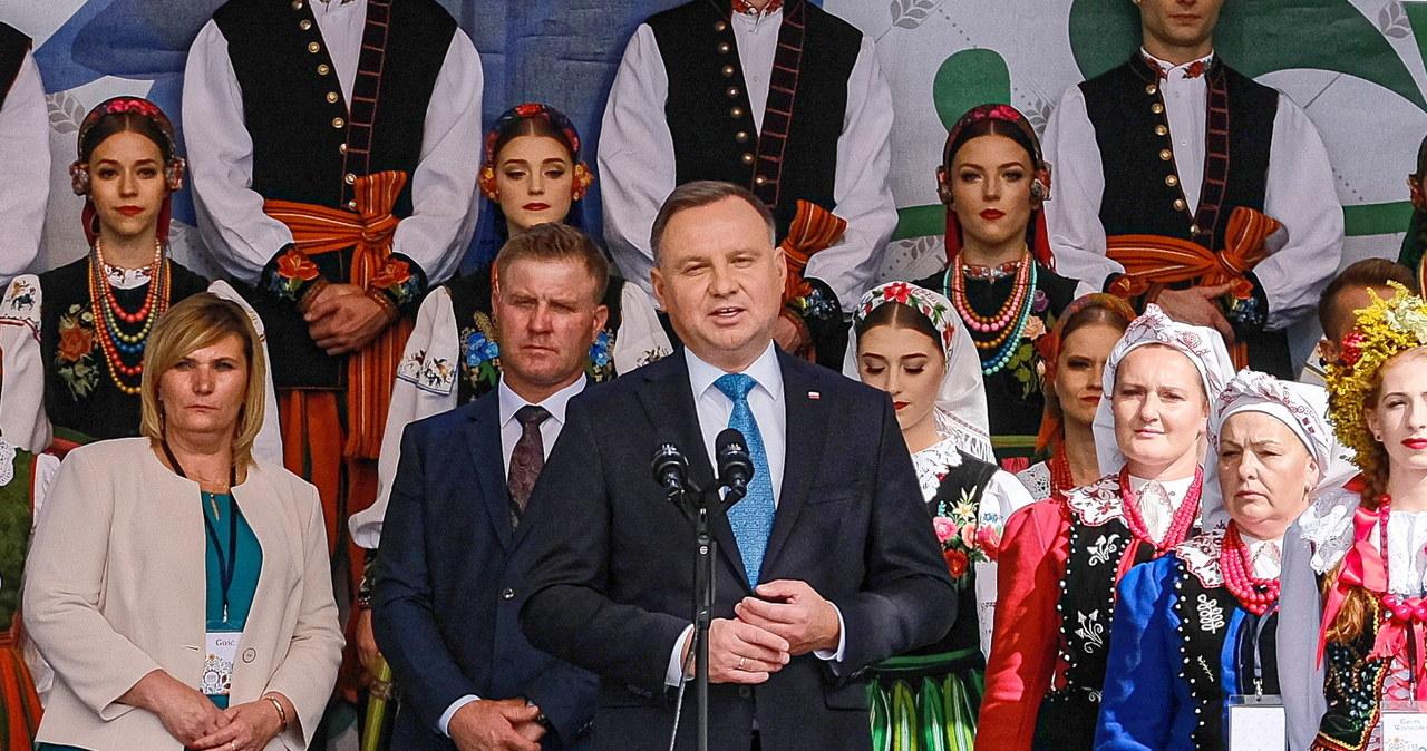 Andrzej Duda wypowiedział się ws.