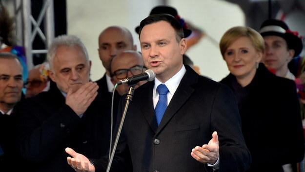 Andrzej Duda: Z senatorami z USA rozmawialiśmy o bezpieczeństwie i szczycie NATO