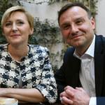 Andrzej Duda z żoną klepali biedę. Jedli tylko chleb z nutellą!