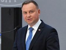 """Andrzej Duda zabrał głos ws. aborcji. """"Czuję tę sytuację"""""""