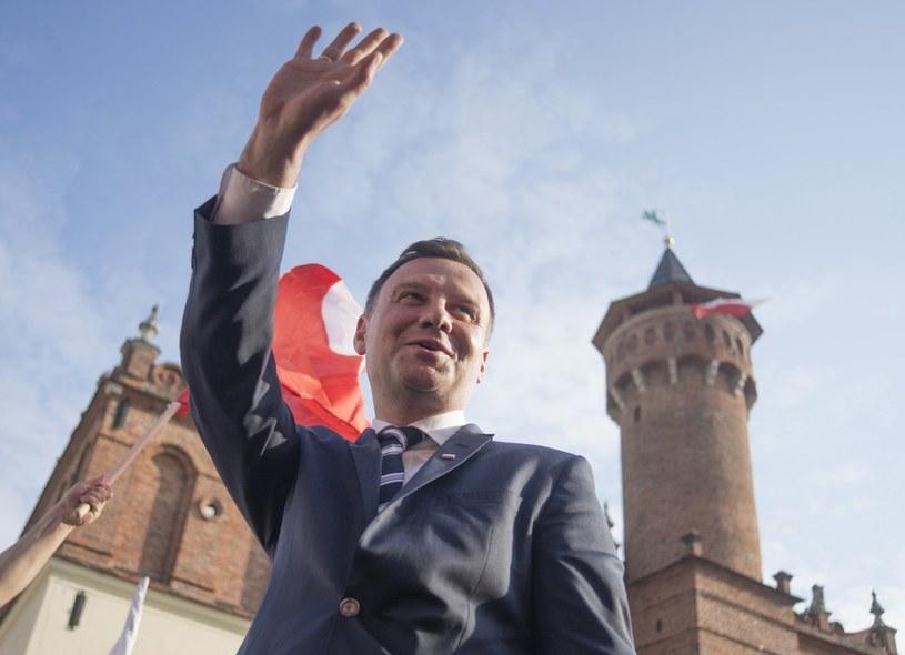 Andrzej Duda, zdj. ilustracyjne /PIOTR TRACZ/REPORTER /East News