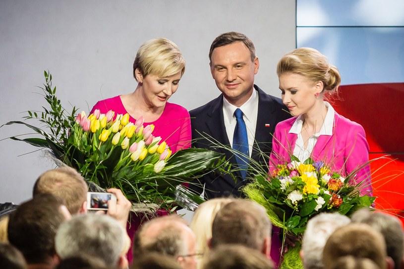 Andrzej Duda - zwycięzca pierwszej tury wyborów prezydenckich /AFP