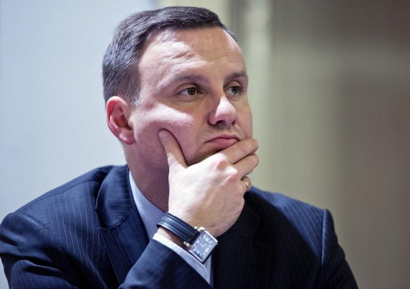 Andrzej Duda /Piotr Tracz /Reporter