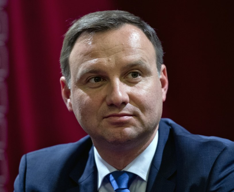 Andrzej Duda /Piotr Tracz /East News