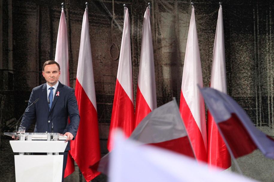 Andrzej Duda /PAP/Stanisław Rozpędzik /PAP