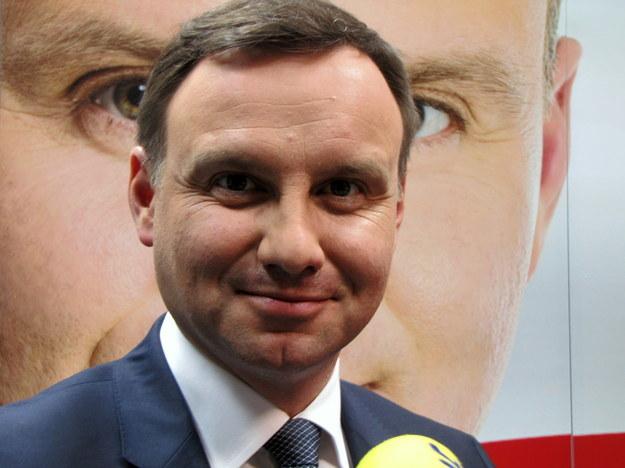 Andrzej Duda /RMF FM