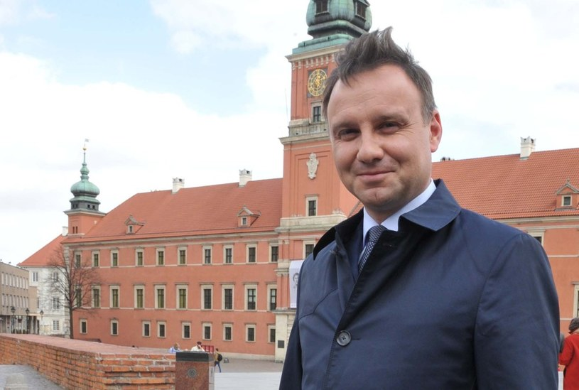 Andrzej Duda /Wojciech Laski /East News