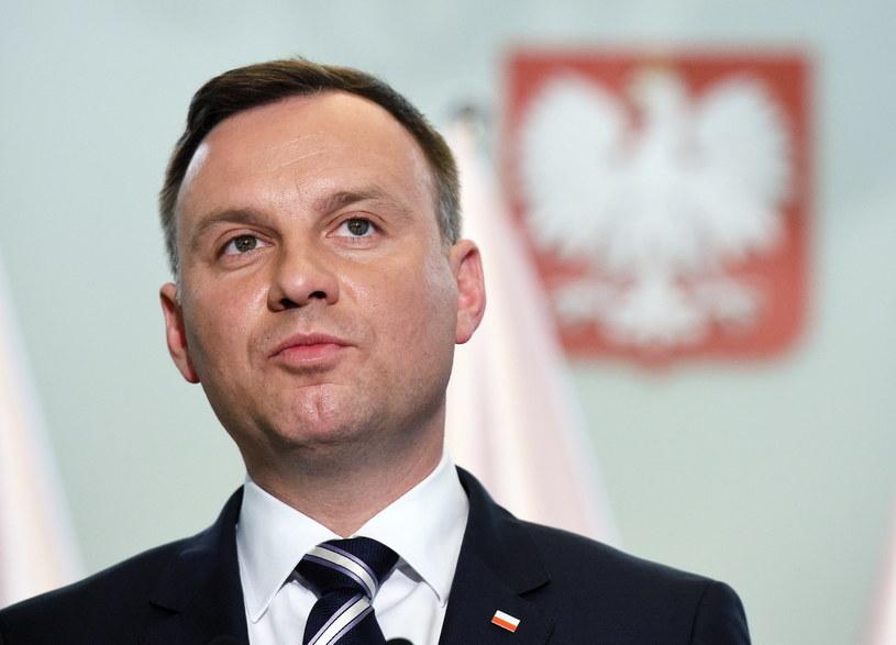 Andrzej Duda /Radek Piertruszka /PAP