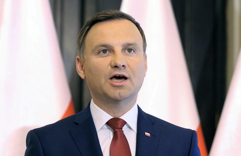 Andrzej Duda /Jan Bielecki /East News