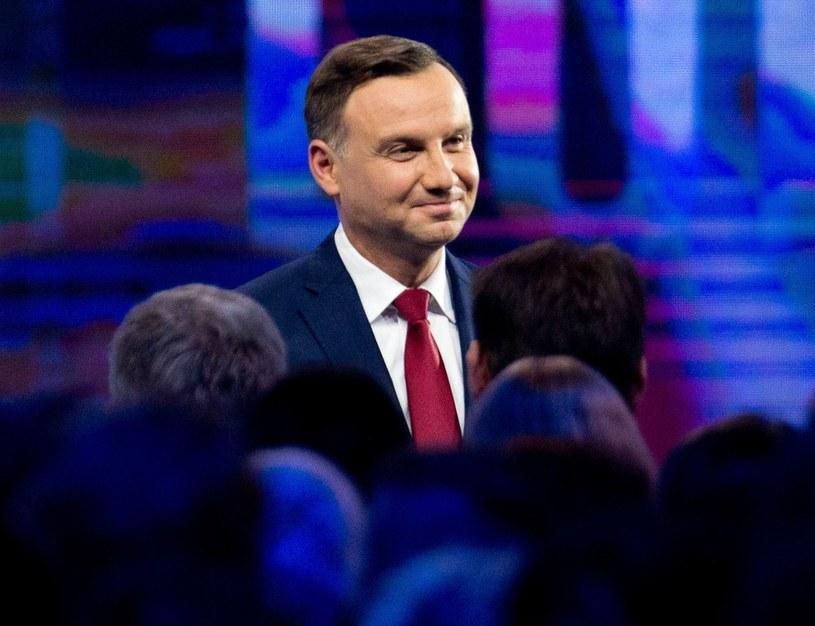 Andrzej Duda /Andrzej Iwańczuk/Reporter /East News