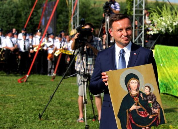 Andrzej Duda /PAP/Andrzej Grygiel    /PAP