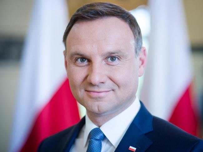 Andrzej Duda /Jacek Turczyk /PAP
