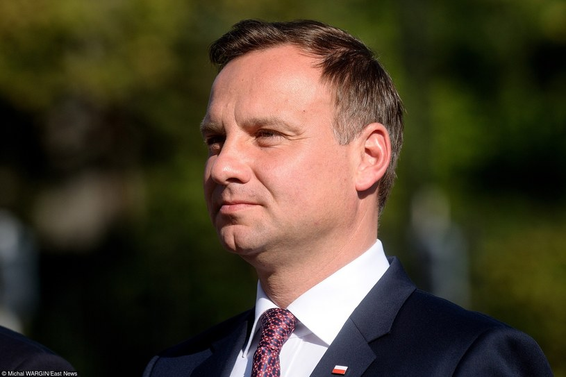 Andrzej Duda /Rafał Wargin /East News