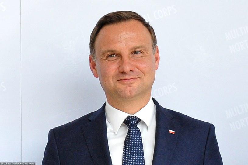 Andrzej Duda /Łukasz Szelemej /East News