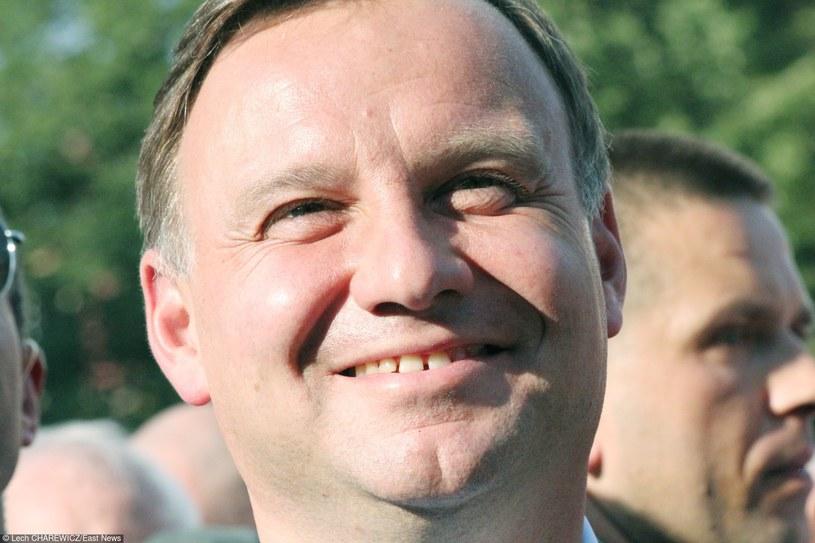 Andrzej Duda /Lech Charewicz /East News