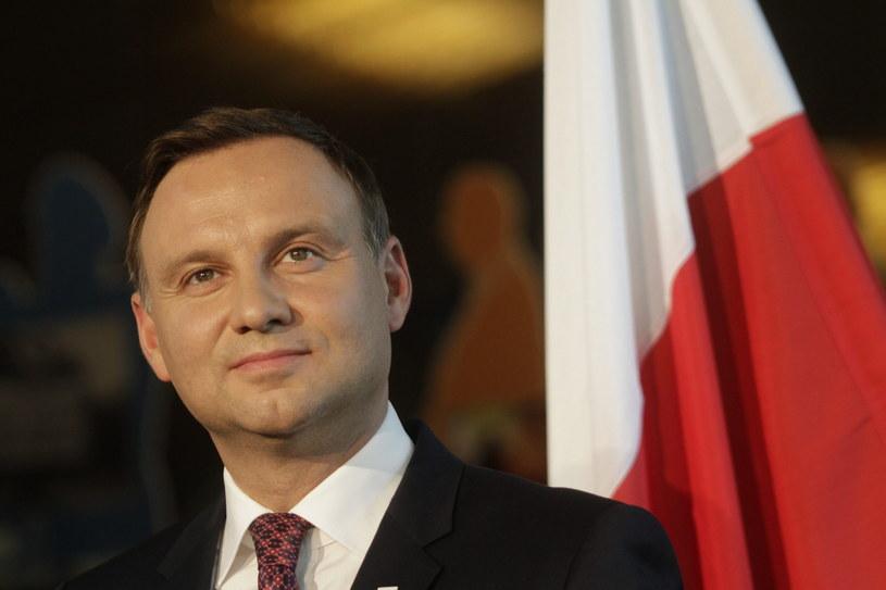 Andrzej Duda /PAP/EPA