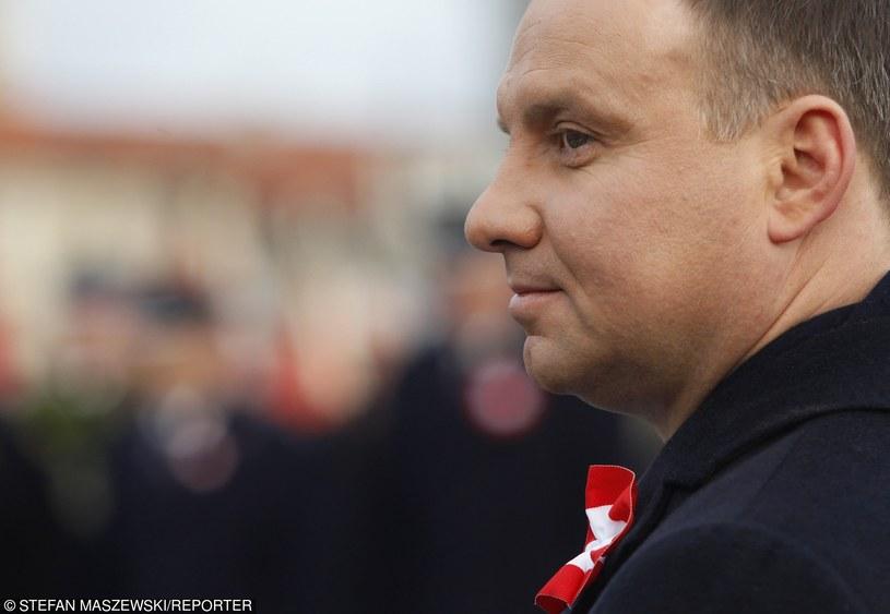 Andrzej Duda /Stefan Maszewski /Reporter