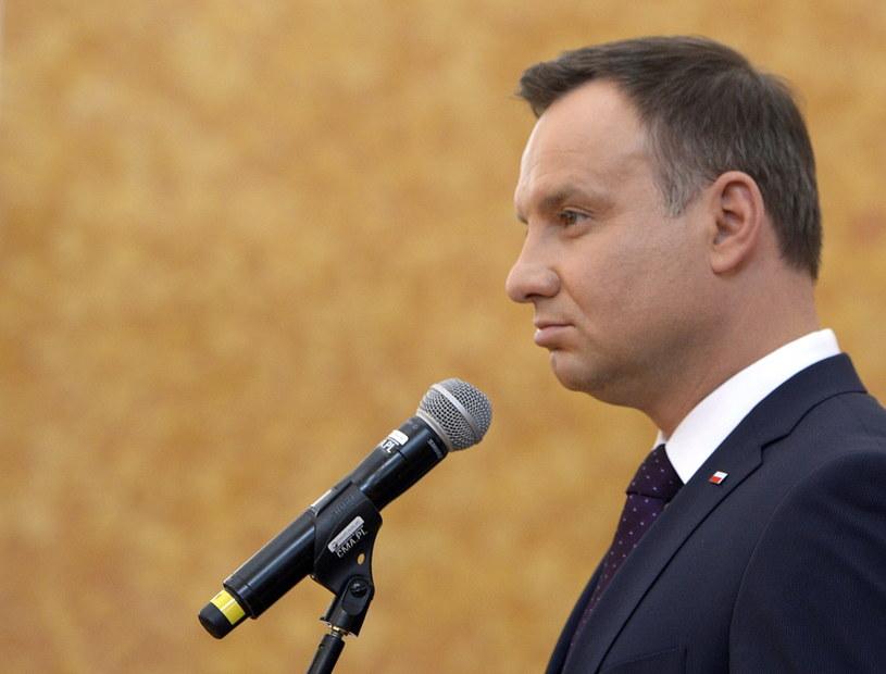 Andrzej Duda /Darek Delmanowicz /PAP