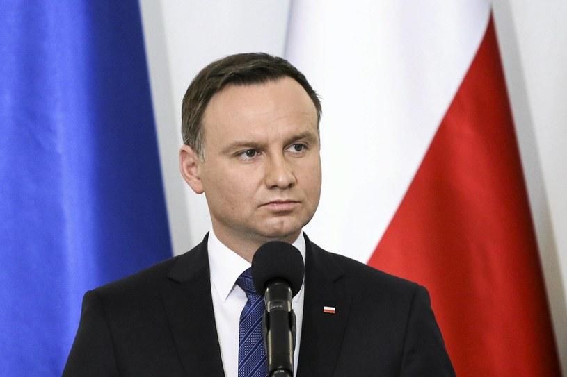 Andrzej Duda /Adam Stępień /