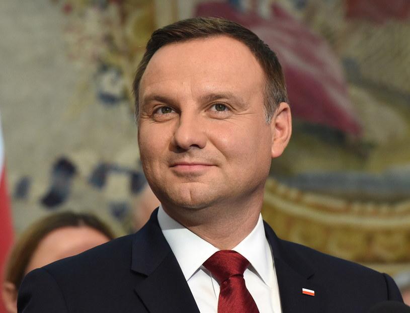 Andrzej Duda /Radek Pietruszka   (PAP) /PAP