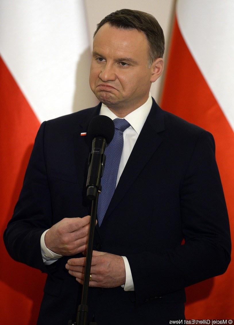 Andrzej Duda /Iwańczuk /Reporter