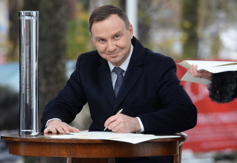 Andrzej Duda /Jacek Turczyk   (PAP) /PAP