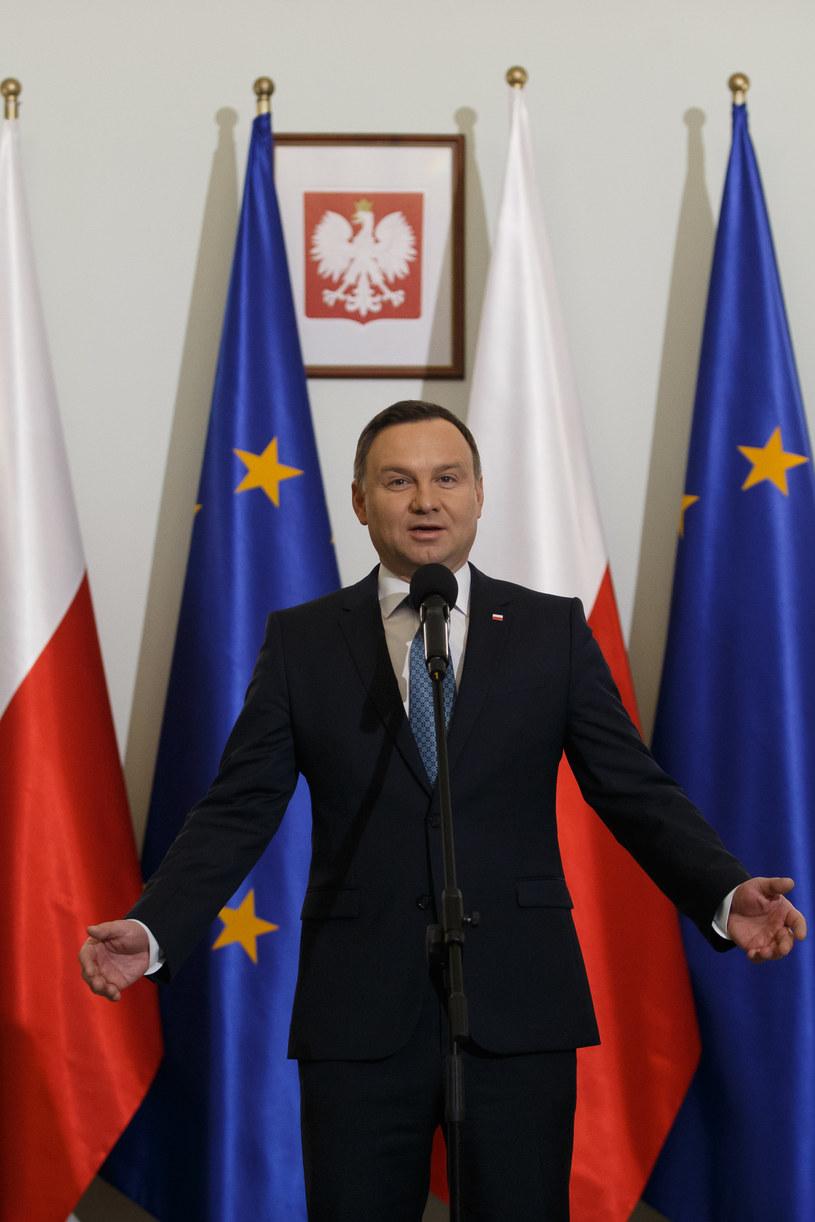 Andrzej Duda /Krystian Maj /Agencja FORUM