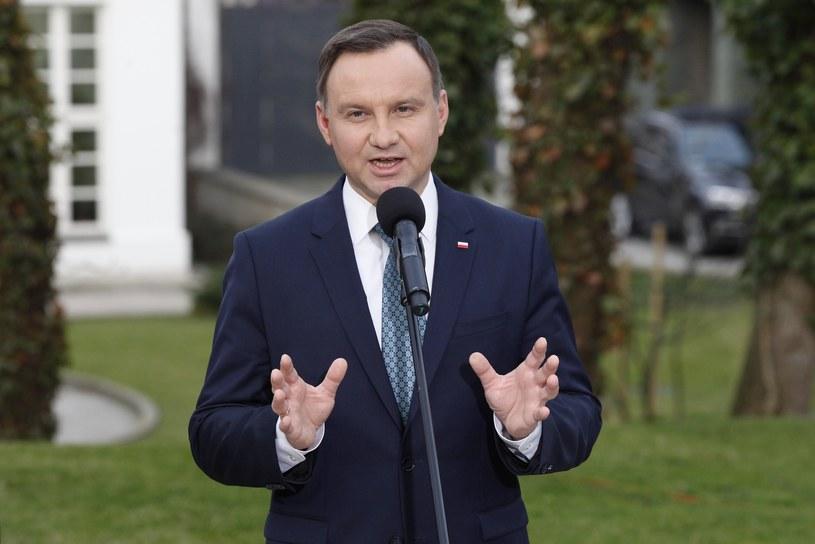 Andrzej Duda /Stefan Maszewski /East News