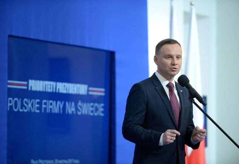 Andrzej Duda /Marcin Obara /PAP