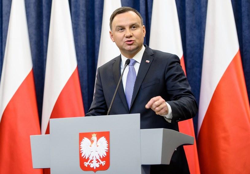 Andrzej Duda /Rafal Oleksiewicz/REPORTER /PAP