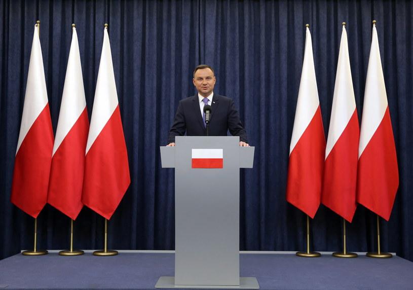 Andrzej Duda /Tomasz Gzell /PAP