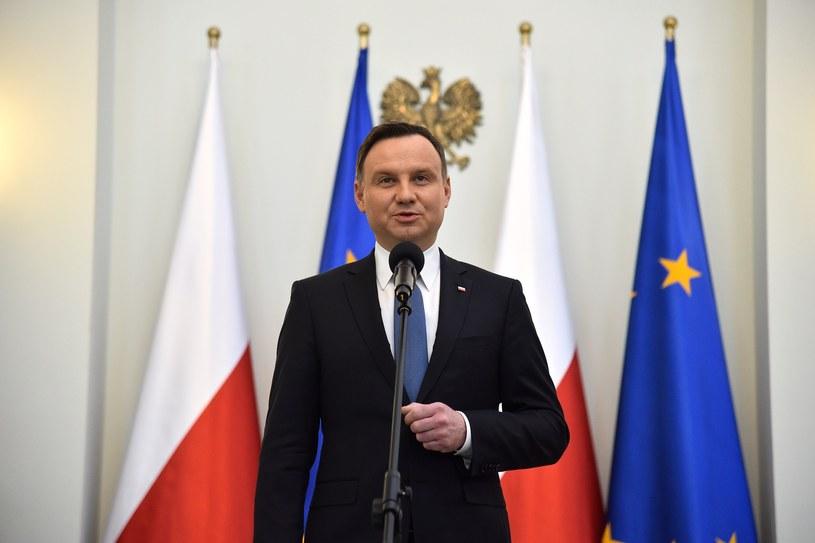 Andrzej Duda /Mateusz Jagielski /East News
