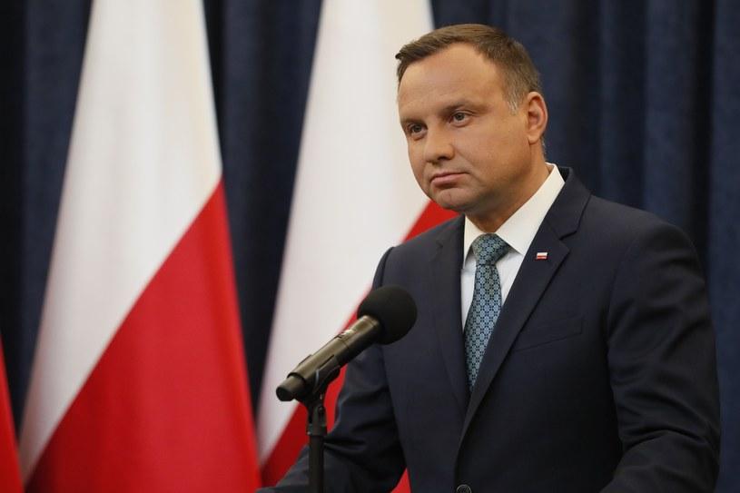 Andrzej Duda /Andrzej Iwańczuk /East News