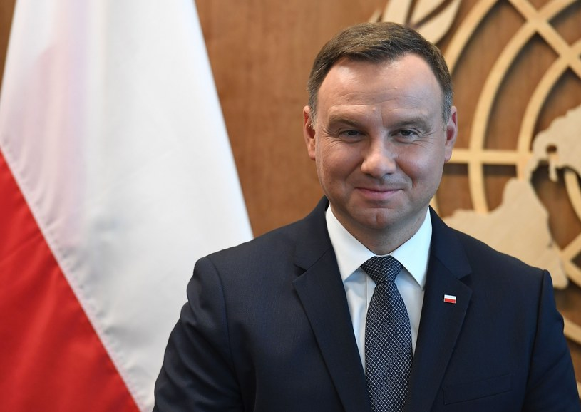 Andrzej Duda /AFP PHOTO / ANGELA WEISS /East News
