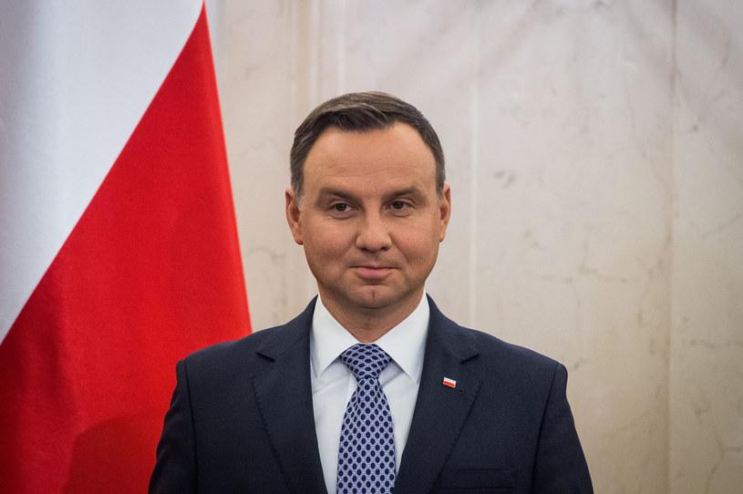 Andrzej Duda /Jacek Domiński /Reporter
