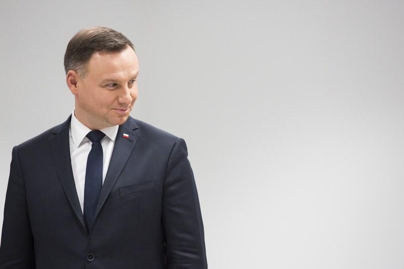 Andrzej Duda /Andrzej Hulimka  /Reporter