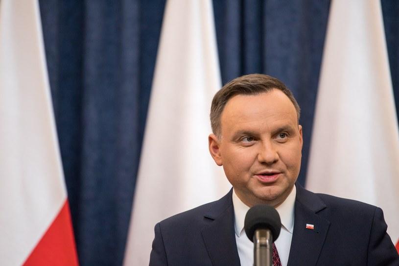 Andrzej Duda /Paweł Wisniewski /East News