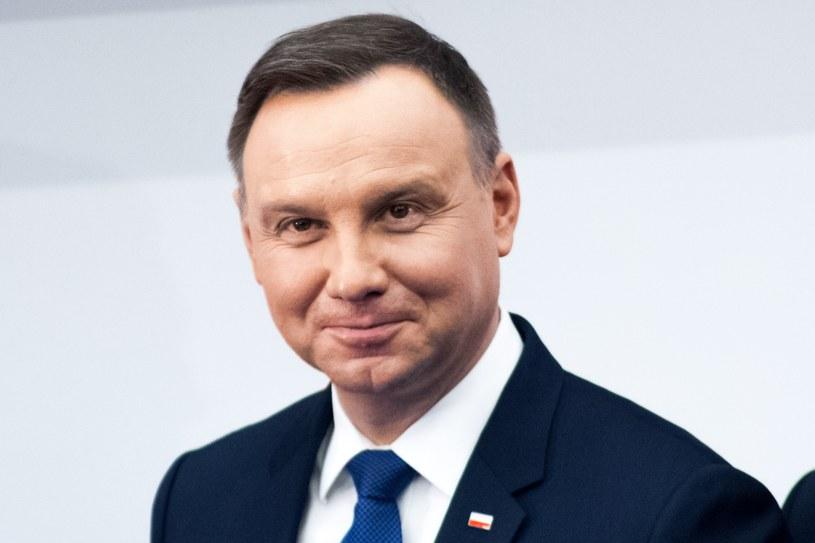 Andrzej Duda /Marcin Jurkiewicz /East News
