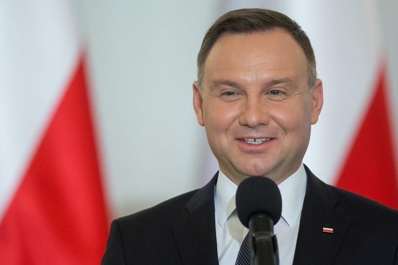 Andrzej Duda /Tomasz Jastrzębowski /Reporter