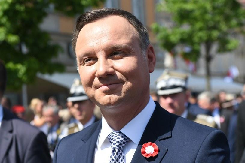 Andrzej Duda /Rafał Oleksiewicz /Reporter