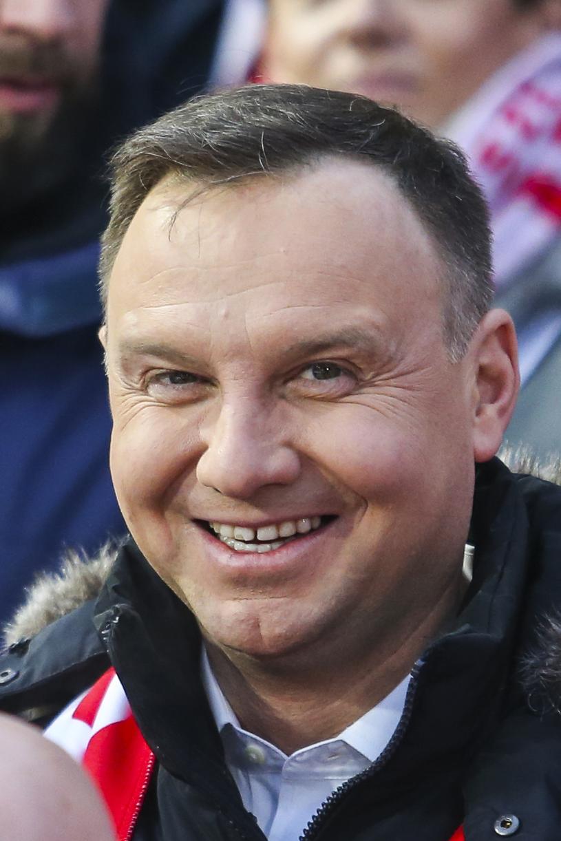 Andrzej Duda /Łepecki Michał /AKPA