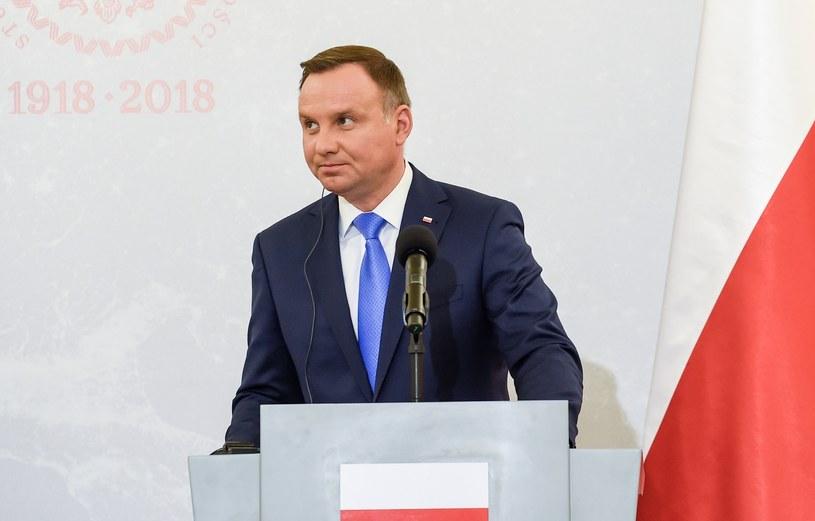 Andrzej Duda /Agnieszka Sniezko /East News