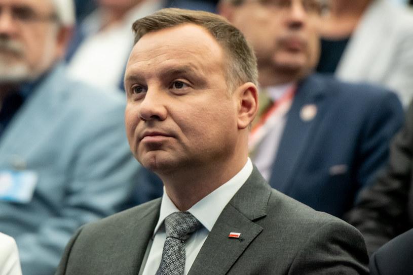 Andrzej Duda /Łukasz Gdak/Polska Press /Reporter
