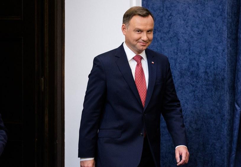 Andrzej Duda /Mateusz Grochocki /East News