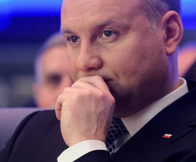 Andrzej Duda /Jakub Kaczmarczyk /PAP